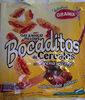 Bocaditos de Cereales con Avena y Trigo - Produit