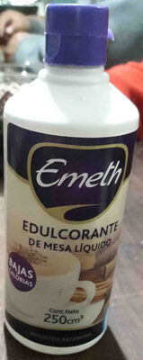 edulcorante emeth - Producto - es