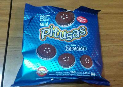 Pitusas - Produit