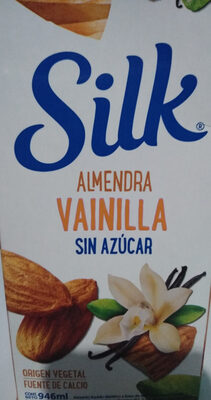 Bebida a base de almendras sabor vainilla sin azúcar. - Produit - es