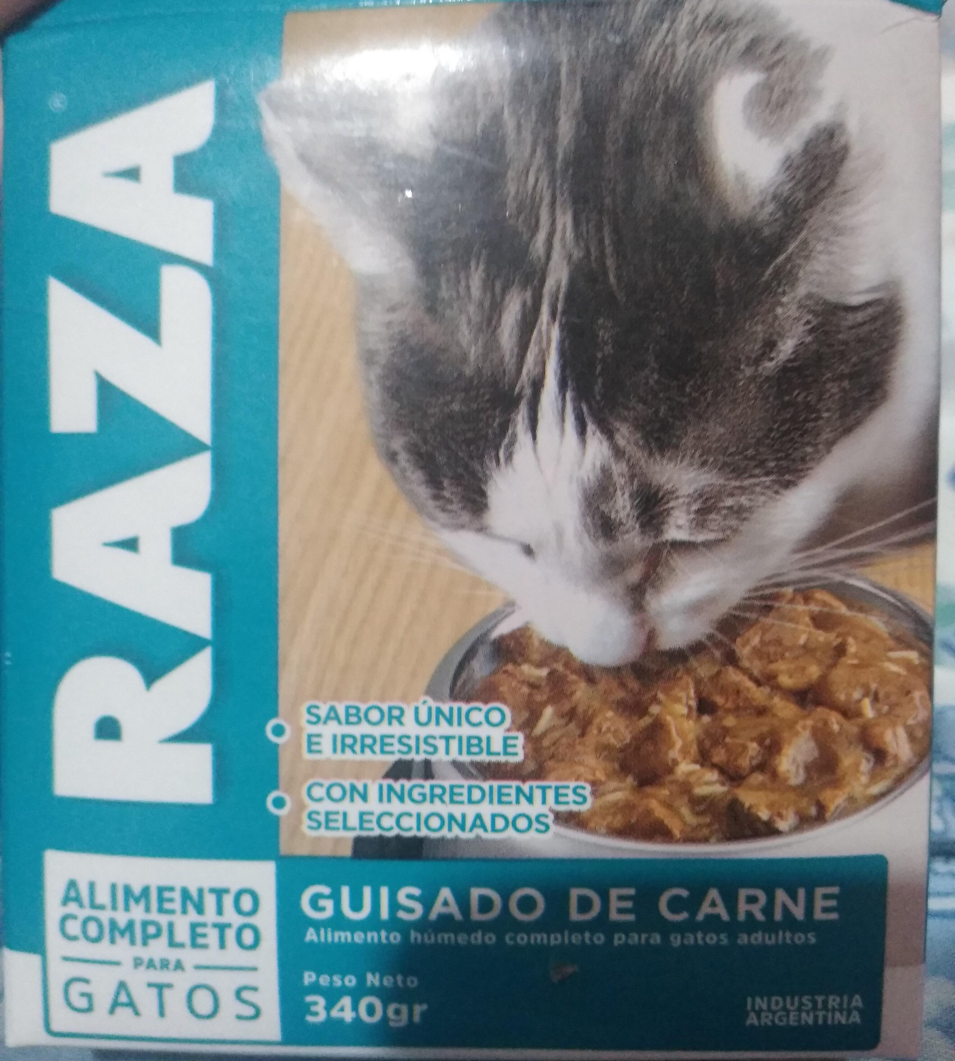 RAZA - ALIMENTO COMPLETO PARA GATOS - Product - es