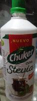 Chuker con estevia - Produit - es
