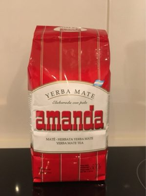 Amanda Yerba Mate - Product