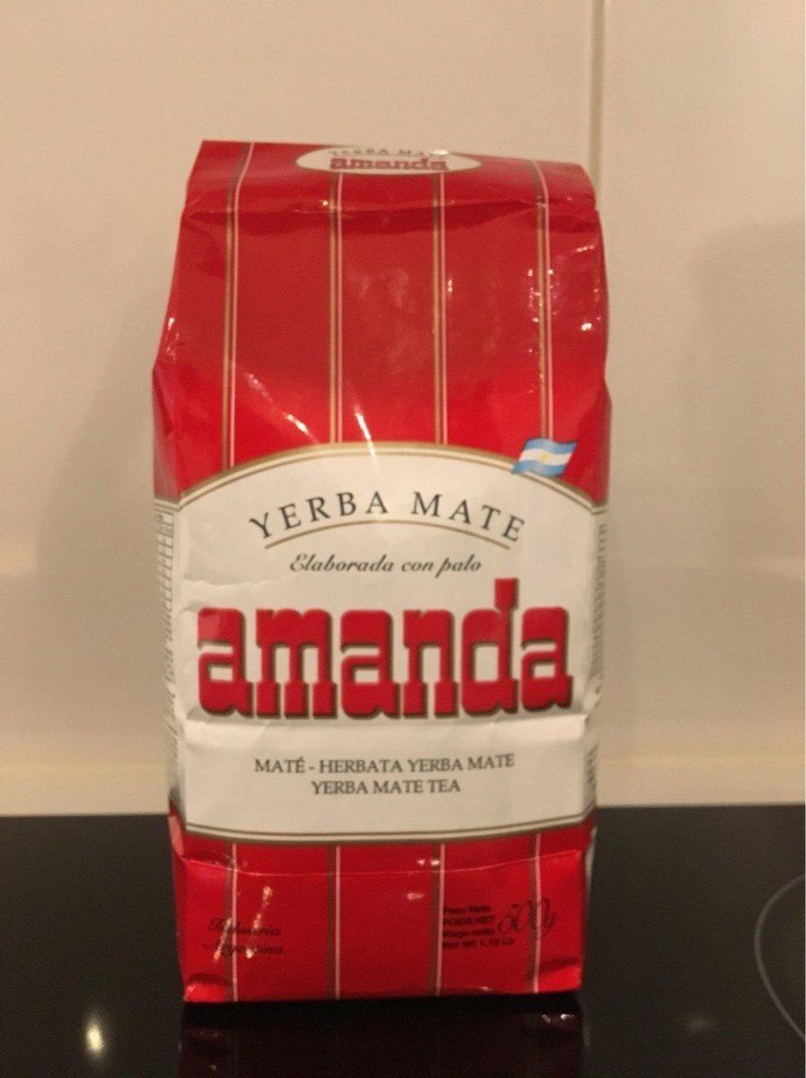 Amanda Yerba Mate - Product