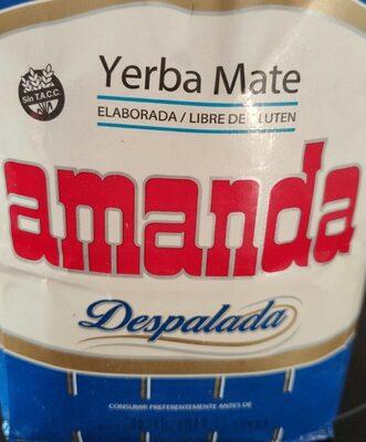Yerba Mate sin palo - Product