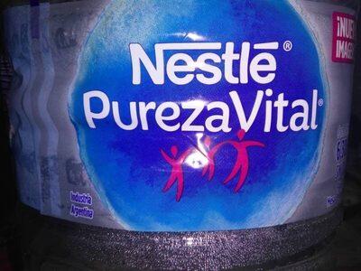 Nestlé Agua - Producto - es
