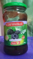 Mermelada de arandanos light Cormillot - Product