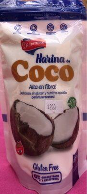 Harina de coco - Produit - es