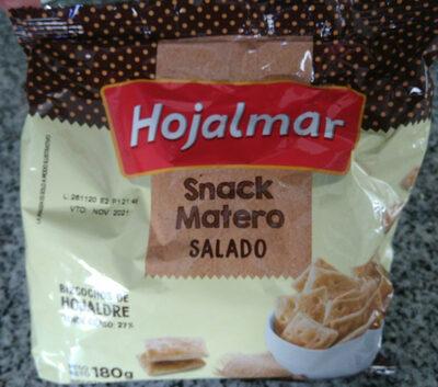 snack matero salado - Produit - es