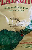 Yerba - Ingredients - fr