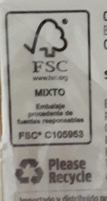 Lemon Verbena - Istruzioni per il riciclaggio e/o informazioni sull'imballaggio - es
