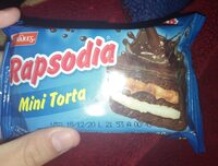 Minitorta Rapsodia - Produit - es