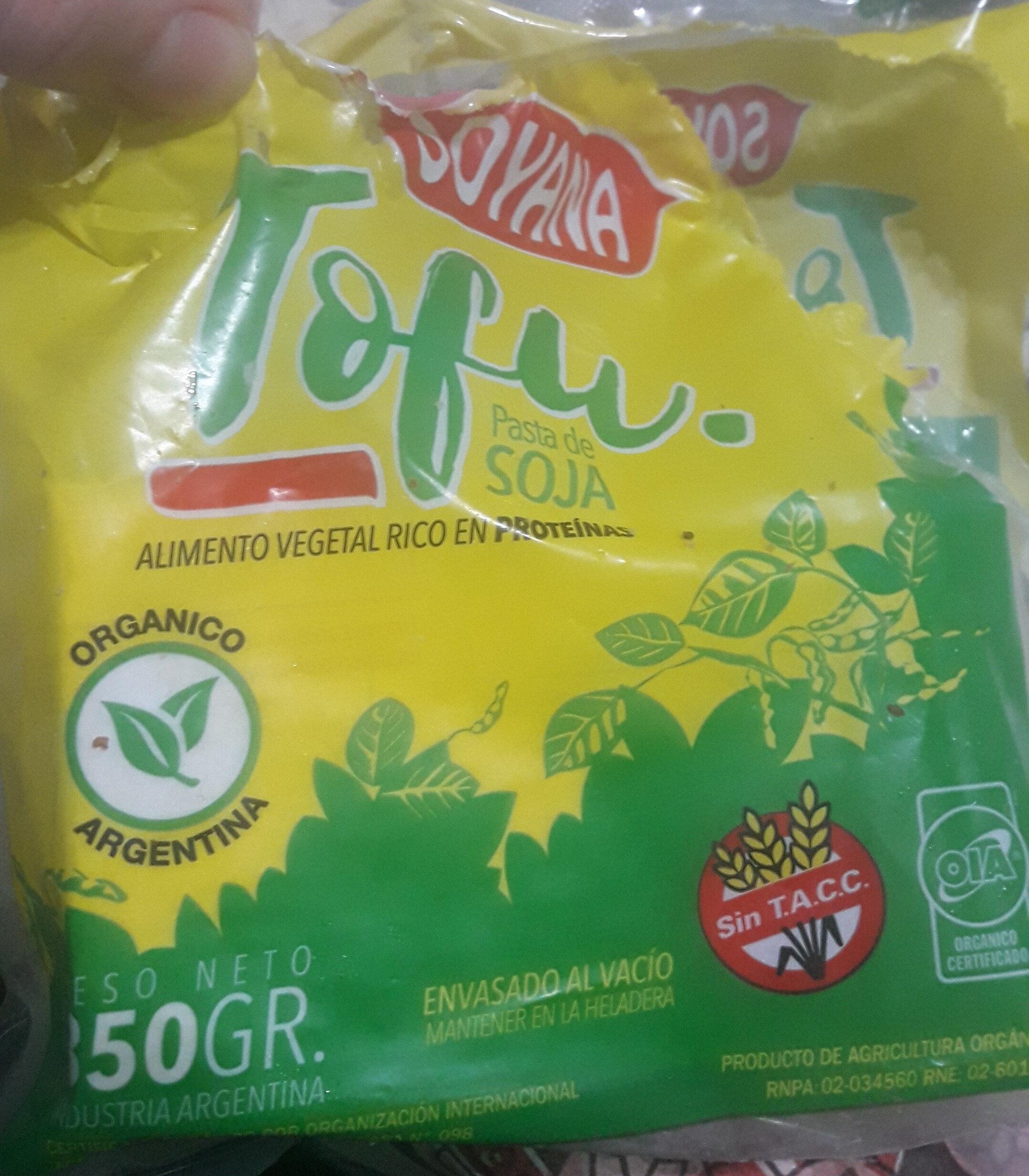 Tofu - Product - es