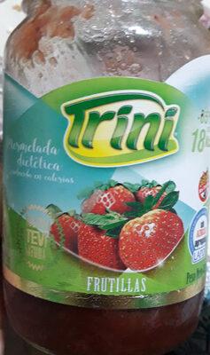 Mermelada de frutilla dietética - Produit - es