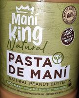 Pasta de maní - Prodotto - es