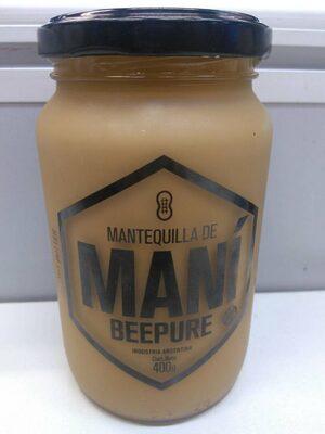 Mantequilla de maní - 2
