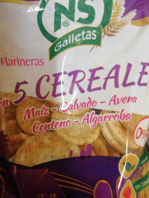 Galletas marineras - Produit