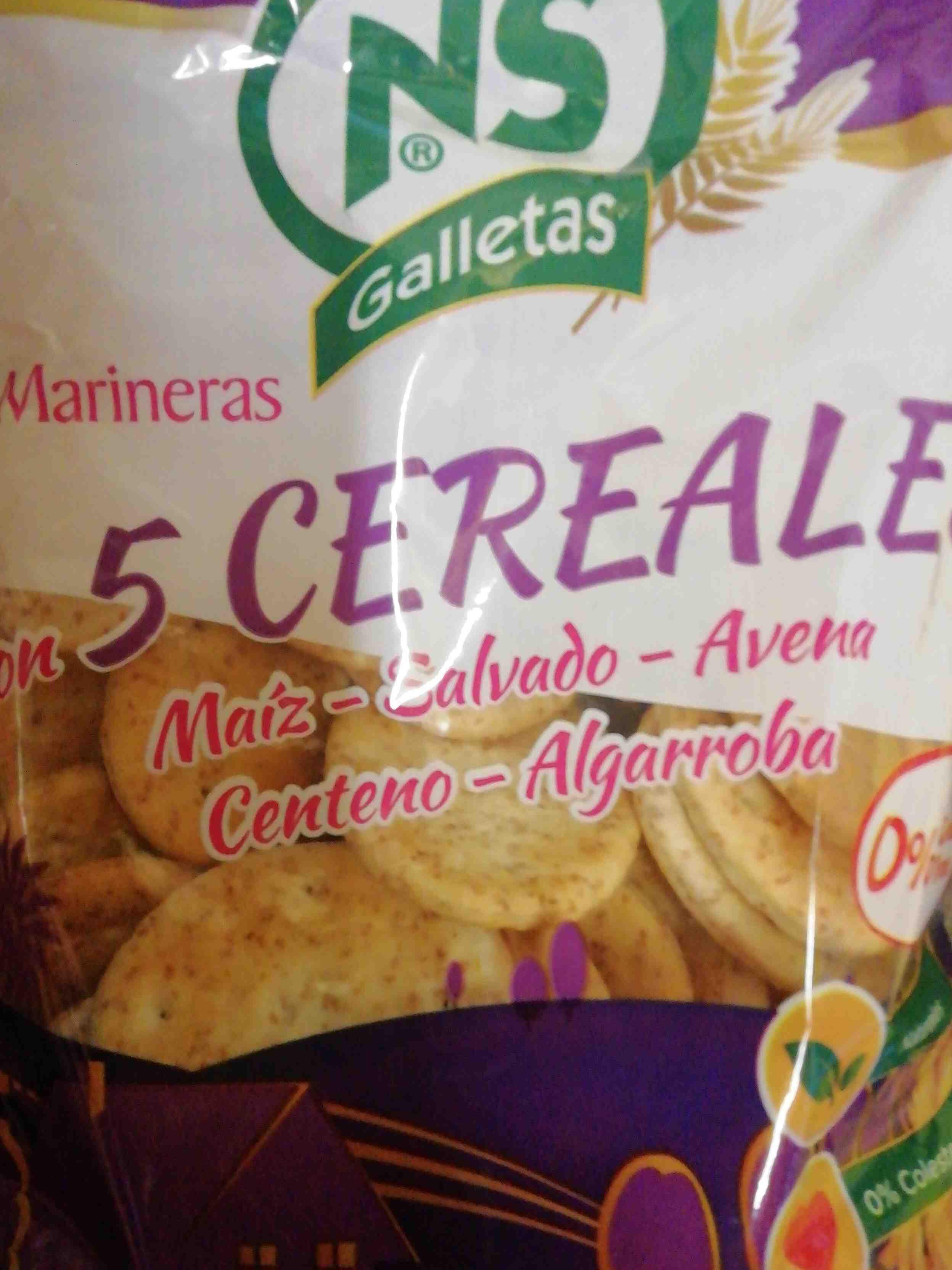 Galletas marineras - Produit - es