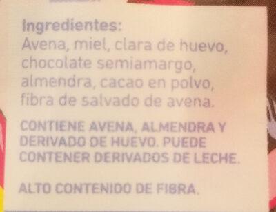 integra - Ingredients - es