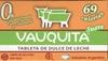 """Tableta de dulce de leche """"Vauquita"""" Suave - Produit"""