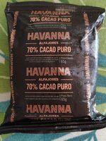Alfajor cacao puro - 产品 - es