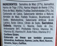 vivo good - Ingredients - es
