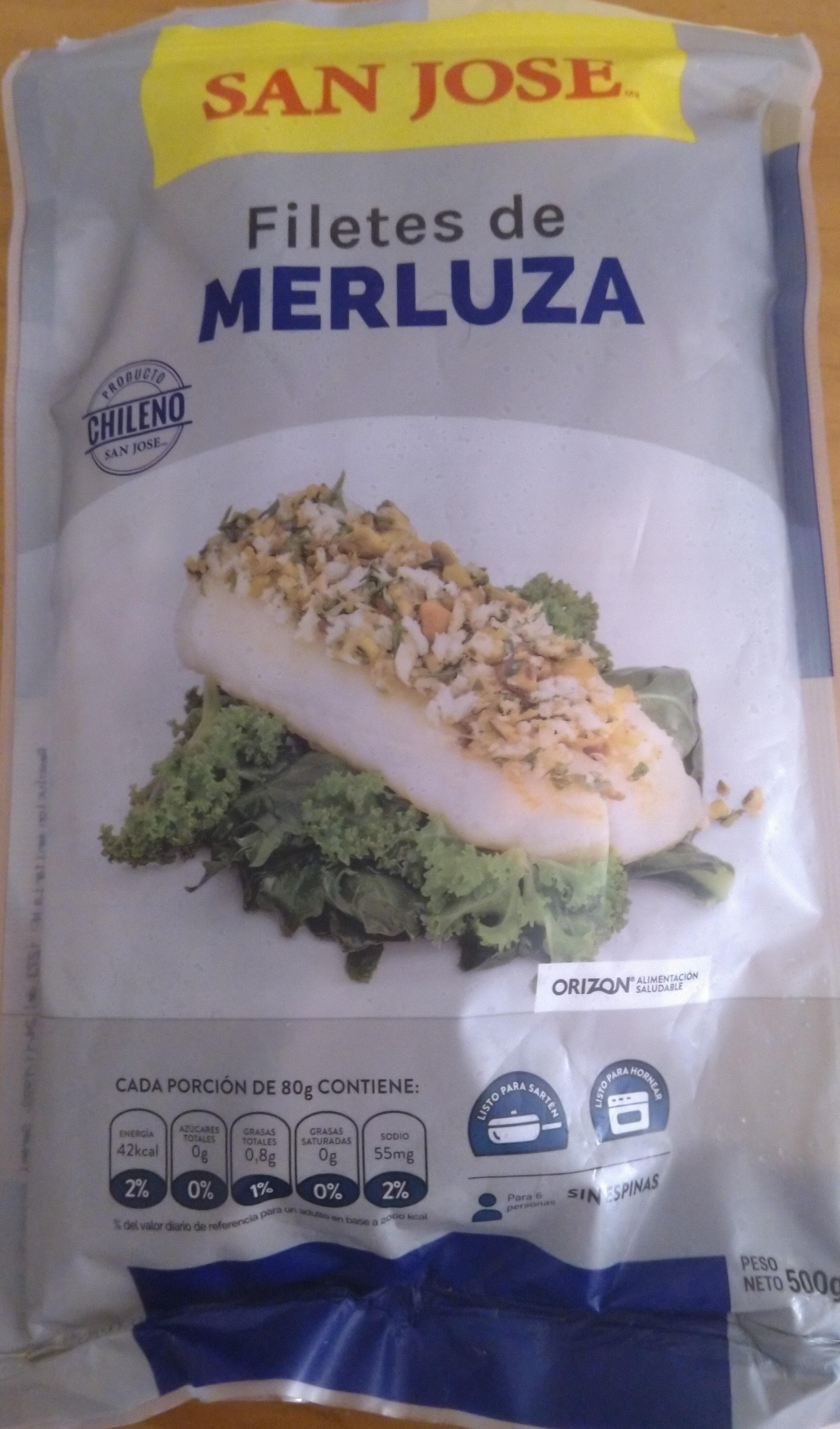 Filetes de merluza - Product - es