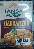 Garbanzos - Producte - en