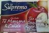 Te Supremo con sabor Té de Manzana y Canela - Product