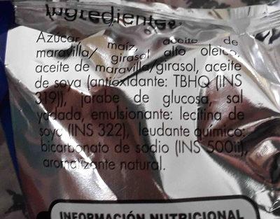 cabritas - Ingredientes