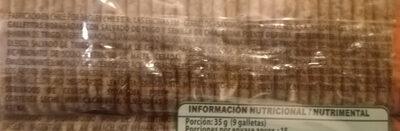 Selz Salvado Chía - Ingredients - es