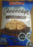 Galletas Chocochips - Product - es