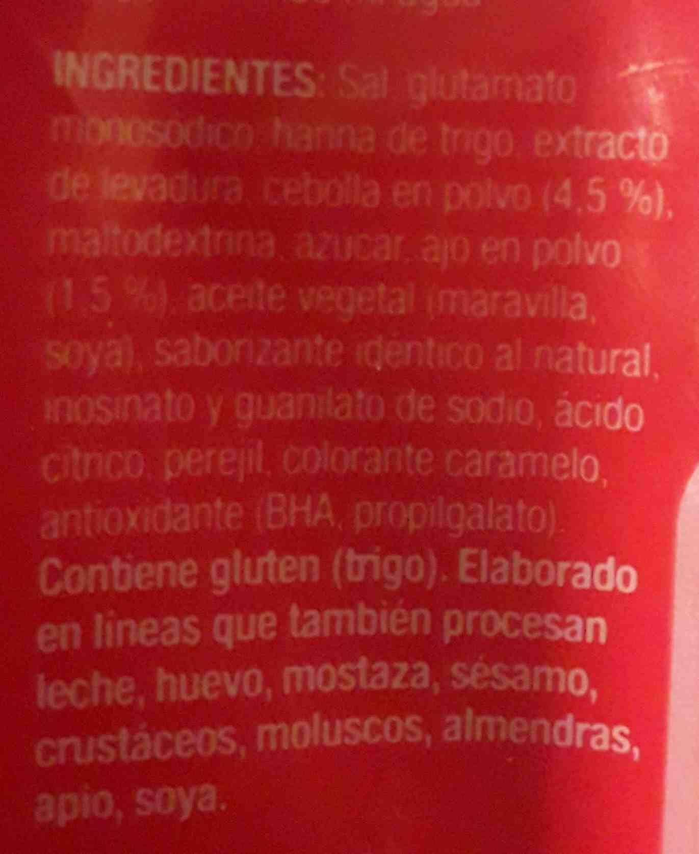 caldo tocino - Ingredients