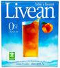 Livean, Refresco Libre de Azúcar Sabor Durazno - Product