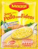 Sopa De Pollo Y Fideos 70 GR - Product