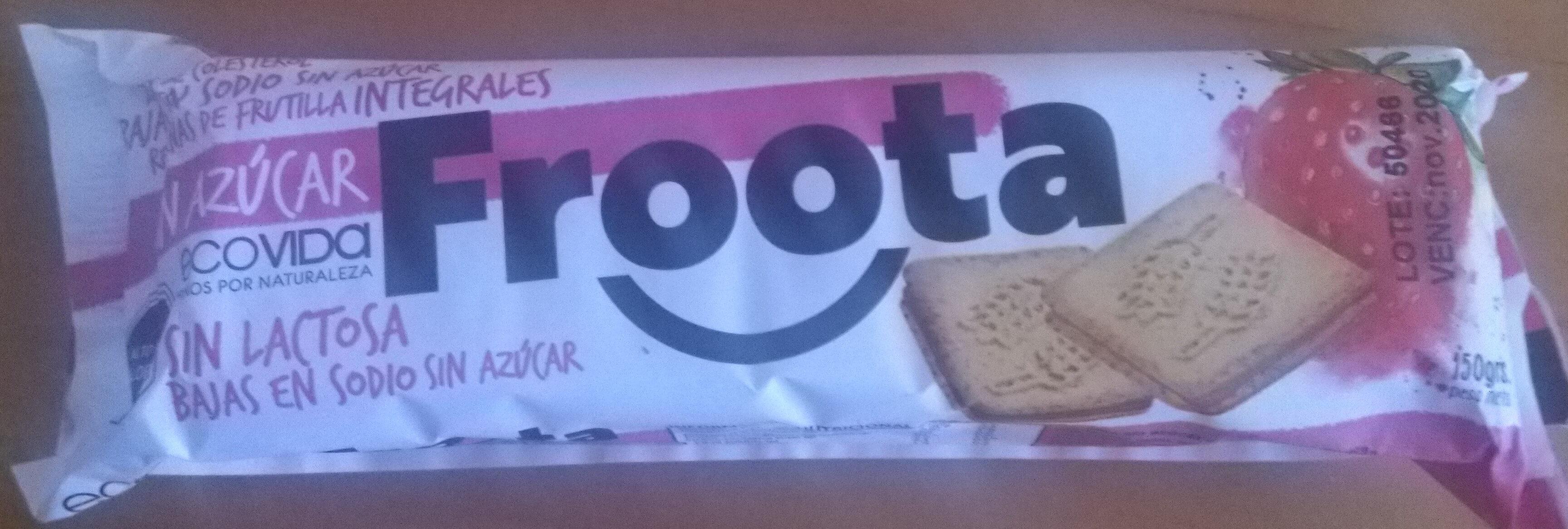 Froota Frutilla - Product - es