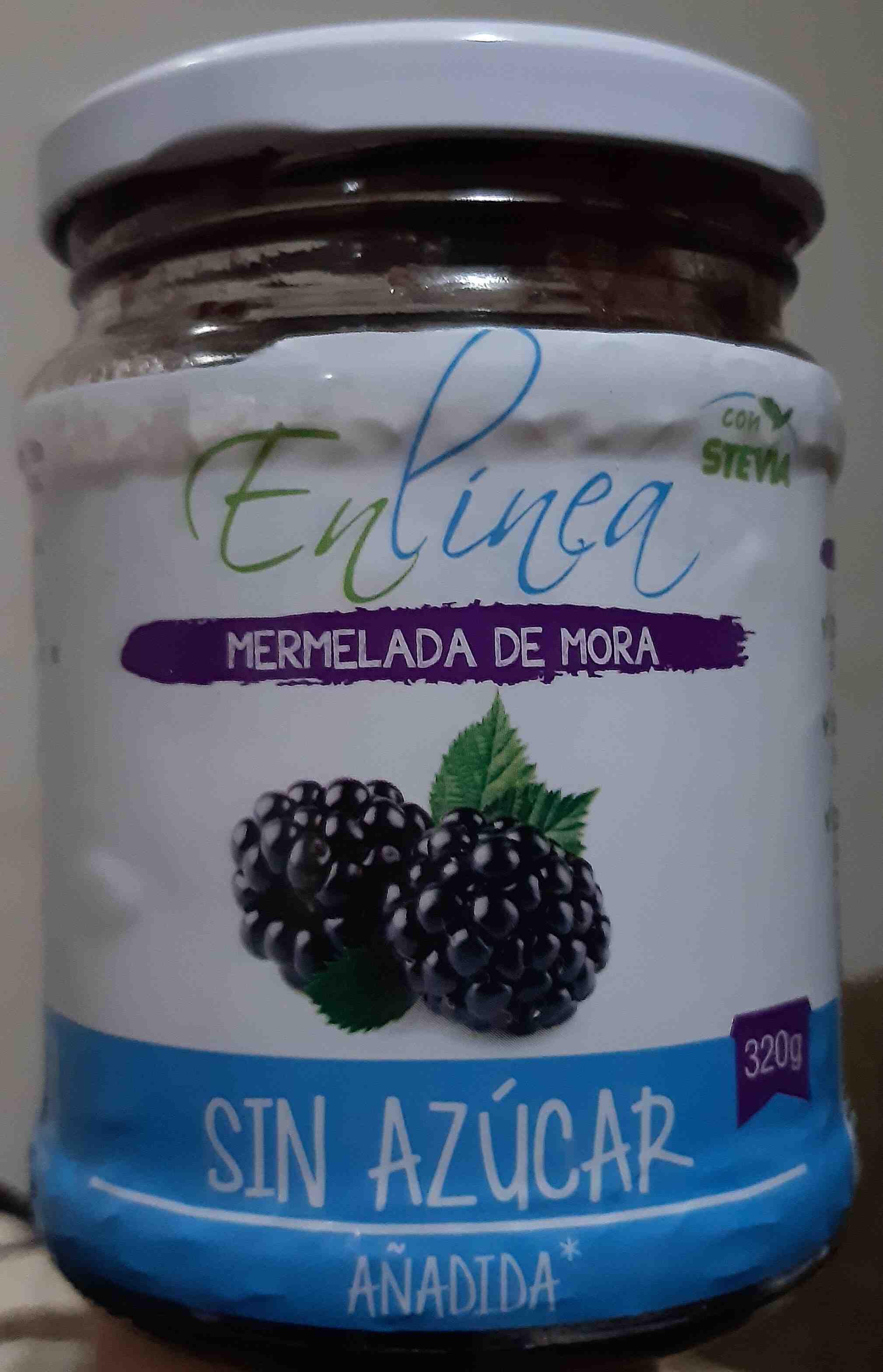 mermelada de Mora en linea - Product - en