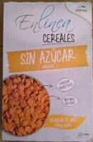 Cereal Enlínea Hojuelas de Maíz Endulzadas - Product - es