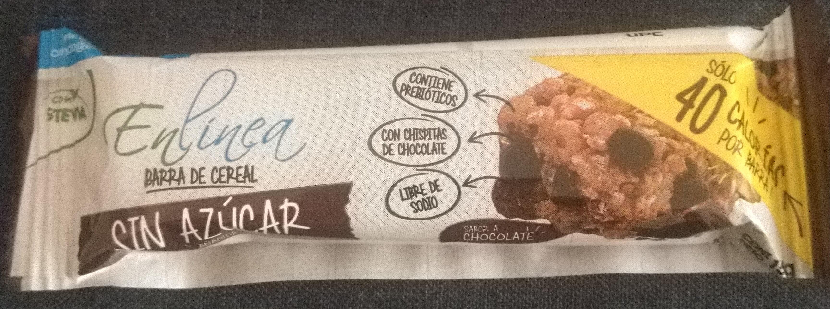 Barra de cereal En Línea Chocolate - Product - es