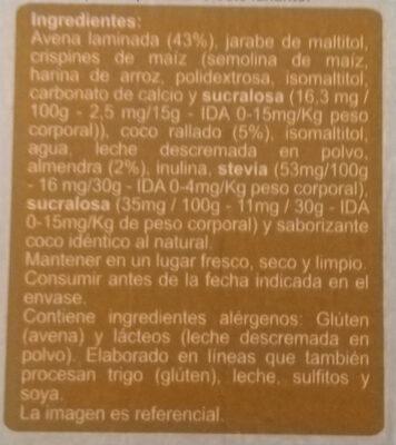Granola Almendras En Línea - 2
