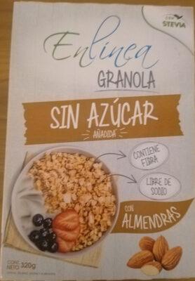 Granola Almendras En Línea - Product