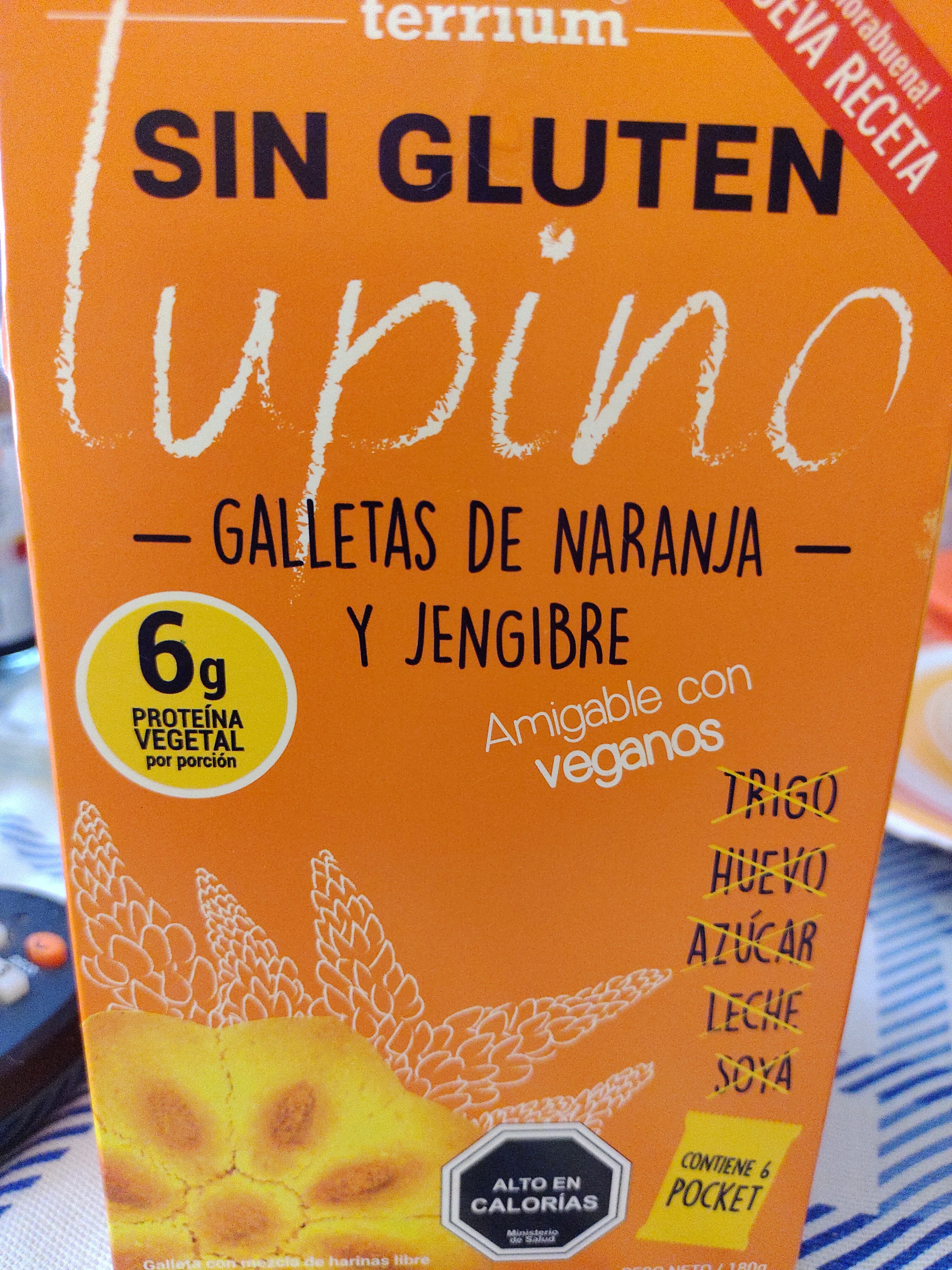 lupino - Product - es