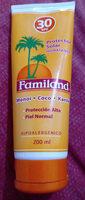 Protector solar Familand - Produit - en