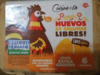 Huevos de gallinas libres! - Product - es