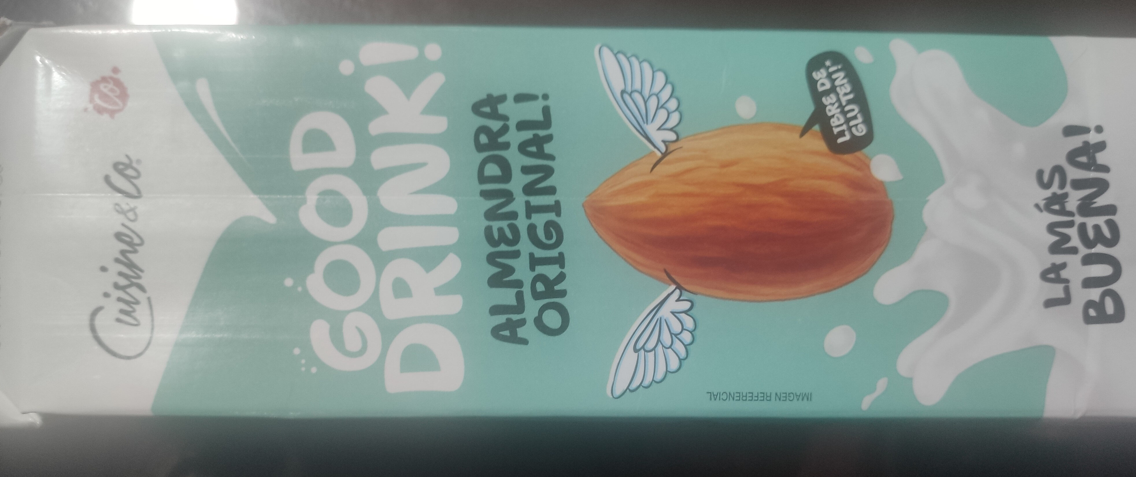 bebida de almendras - Produit - es