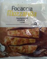 Focaccia Mozzarella - Product - nl
