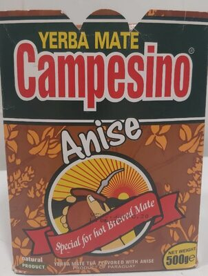 Yerba mate anís - Product - es