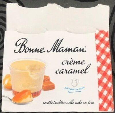 Crème caramel - Prodotto - fr