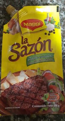 la sazón - Product