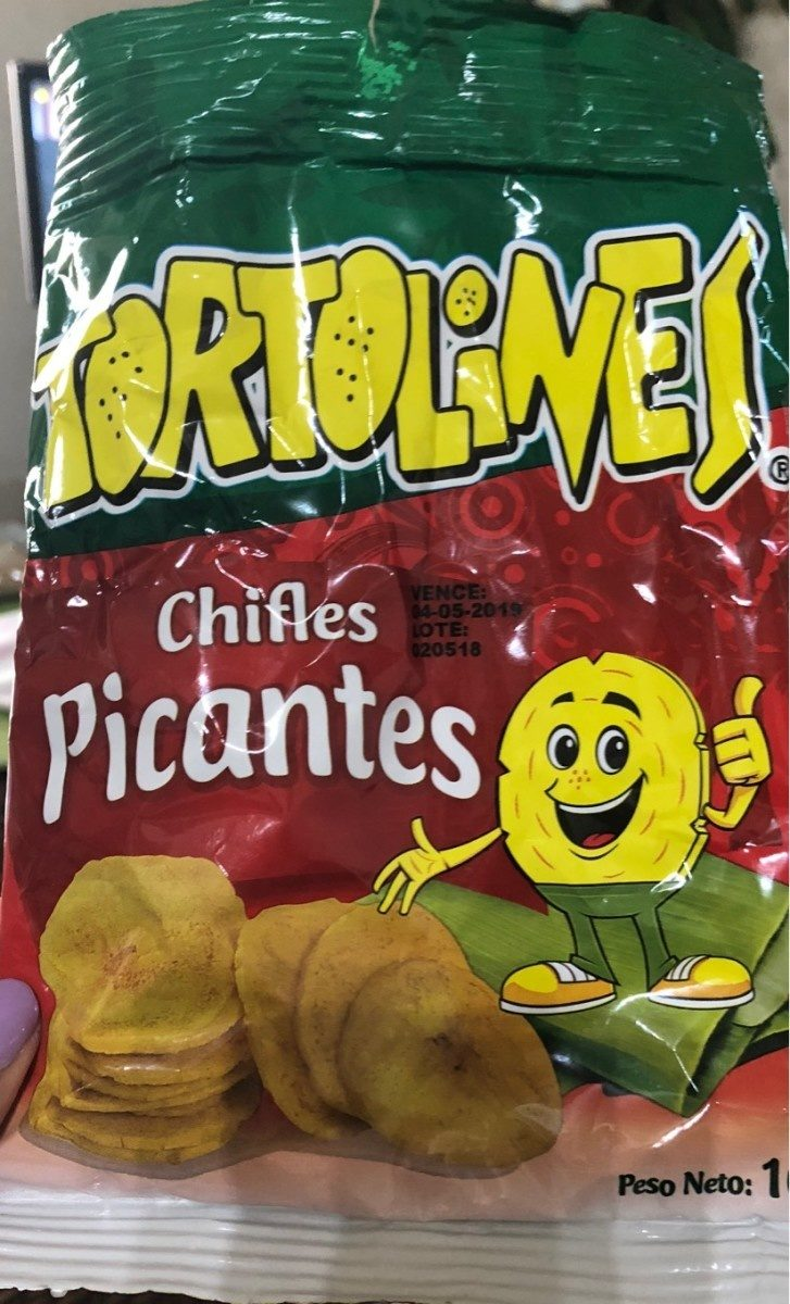 Chifles picantes - Produit - fr